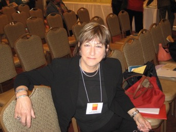 Joy at the San Francisco Art and Psyche Conference 2008