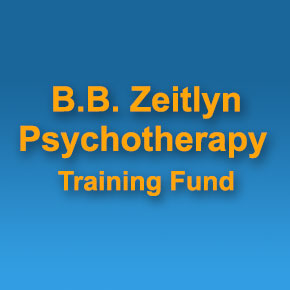 The B B Zeitlyn Psychotherapy Training Fund