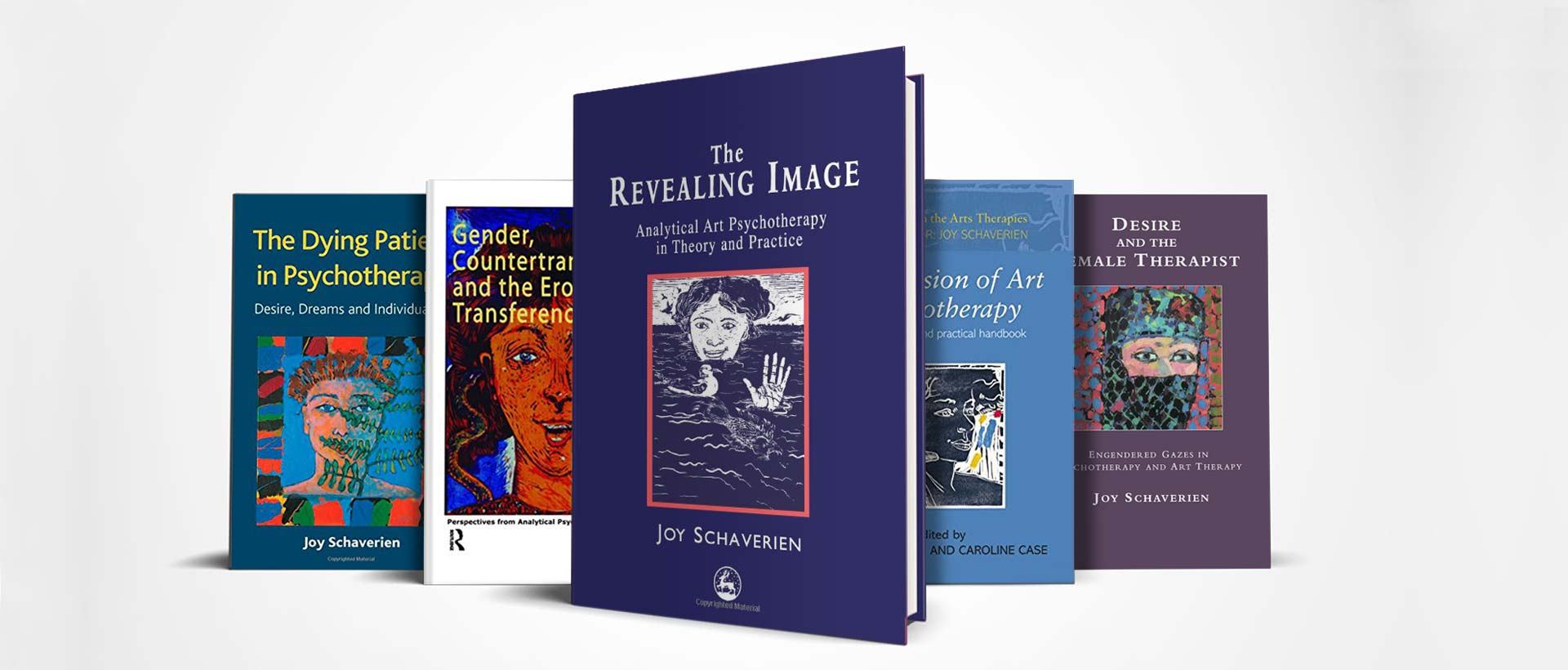 Other books by Joy Schaverien on topics of: