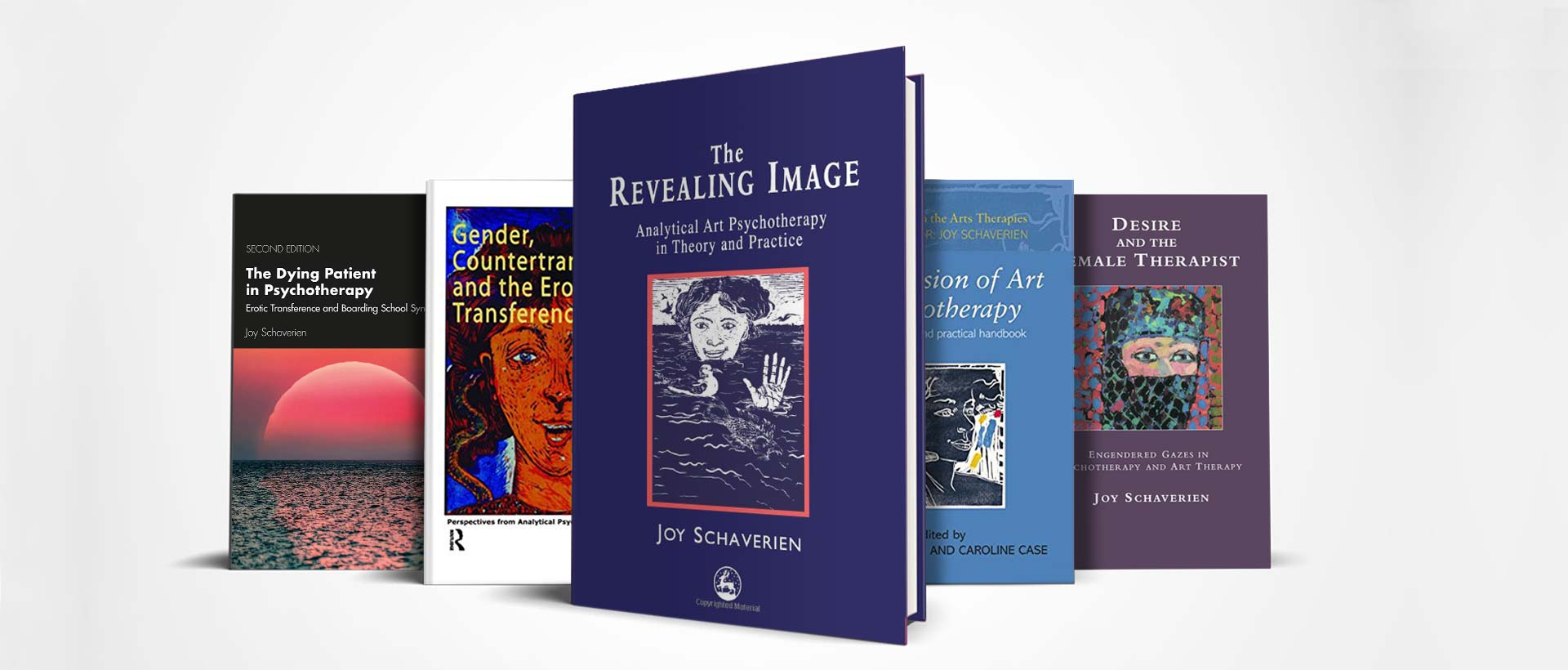 Other books by Joy Schaverien: